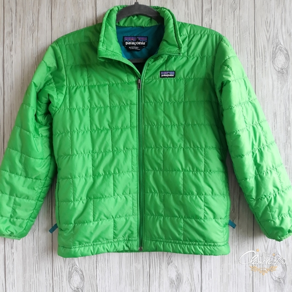 Patagonia Quilted Jacket Puffer Size Medium 10